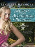 Secrets of an Accidental Duchess (Donovan)