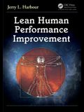 Lean Human Performance Improvement