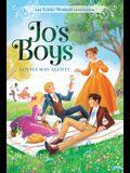 Jo's Boys, 4