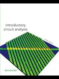 Introductory Circuit Analysis [With CDROM]