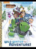 Wild Winter Adventure! (Rusty Rivets) (Big Golden Book)