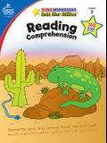 Reading Comprehension, Grade 2: Gold Star Edition (Home Workbooks)