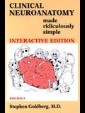 Clinical Neuroanatomy Made Ridiculously Simple