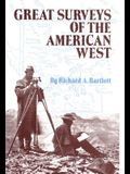 Great Surveys of the American West, Volume 38