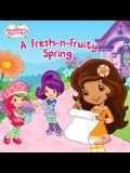 A Fresh-n-Fruity Spring (Strawberry Shortcake)