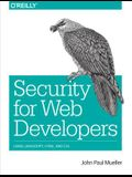 Security for Web Developers: Using Javascript, Html, and CSS