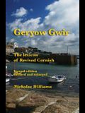 Geryow Gwir: The Lexicon of Revived Cornish