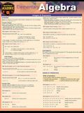 Elementary Algebra: A Quickstudy Laminated Reference Guide