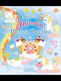 Magical Unicorn Picture Puzzles