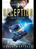 Deception: A Space Opera Adventure Legal Thriller
