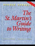 The St. Martin's Guide to Writing: Shorter Version