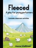 Little Bo Peep and the Report of the Missing Sheep - A Play for Children.