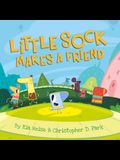 Little Sock Makes a Friend