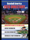 Baseball America 2020 Directory: Who's Who in Baseball, and Where to Find Them