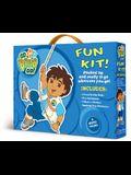 Go Diego Go Fun Kit