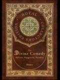 The Divine Comedy: Inferno, Purgatorio, Paradiso (Royal Collector's Edition) (Case Laminate Hardcover with Jacket): Inferno, Purgatorio,