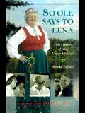 So OLE Said to Lena: Folk Humor of the Upper