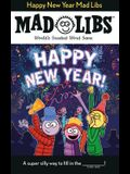 Happy New Year Mad Libs