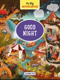 My Big Wimmelbook--Good Night