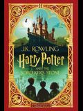 Harry Potter and the Sorcerer's Stone: Minalima Edition (Harry Potter, Book 1) (Illustrated Edition), Volume 1