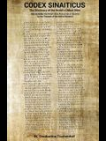 Codex Sinaiticus: The Discovery of the World's Oldest Bible