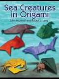 Sea Creatures in Origami