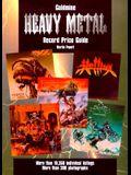 Goldmine's Heavy Metal Price Guide