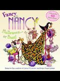 Fancy Nancy: Halloween...or Bust! [With 30+ Stickers and Cut-Out Door Hanger]