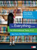 The Everything Guide to Informational Texts, K-2: Best Texts, Best Practices