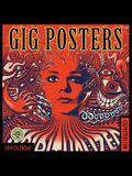 Gig Posters Calendar
