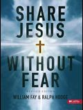 Share Jesus Without Fear - Member Book Revised
