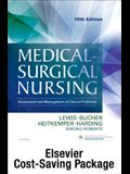 Medical-Surgical Nursing - Single Volume Text and Elsevier Adaptive Quizzing - Nursing Concepts Package: Assessment and Management of Clinical Problem