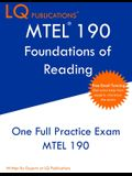 MTEL 190: Practice Questions - 2021 Exam Questions - Free Online Tutoring