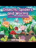 Insects, Spiders and Worms - Children's Science & Nature
