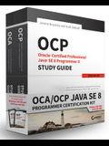 OCA/OCP Java SE 8 Programmer Certification Kit: Exam 1Z0-808 and Exam 1Z0-809