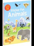 Sticker Fun: Animals