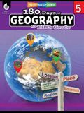 180 Days of Geography for Fifth Grade: Practice, Assess, Diagnose