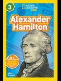 National Geographic Kids Readers: Alexander Hamilton (L3)