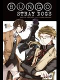 Bungo Stray Dogs, Vol. 1 (Light Novel): Osamu Dazai's Entrance Exam