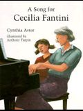 A Song for Cecilia Fantini: A Portfolio of 21 Paintings