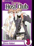 Ouran High School Host Club, Vol. 3