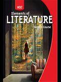 Holt Elements of Literature: Grammar Usage and Mechanics Handbook Worksheets Grade 8 Second Course