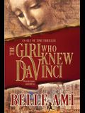 The Girl Who Knew Da Vinci: An Out of Time Thriller