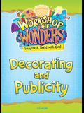 Workshop of Wonders Decorating and Publicity CD-ROM