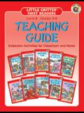 Little Critter First Readers Teaching Guide, Level 3