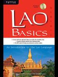Lao Basics: An Introduction to the Lao Language (Audio CD Included) [With MP3]