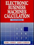 Electronic Business Machines Calculation (3rd Edition)