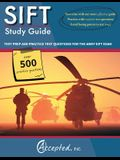 SIFT Study Guide: Test Prep and Practice Test Questions for the Army SIFT Exam