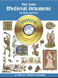 Full-Color Medieval Ornament CD-ROM and Book