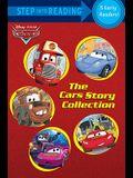 Disney Pixar Cars Five Fast Tales